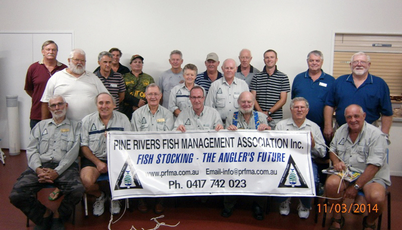21st Anniversary, PRFMA, Pine Rivers Fish Management Association